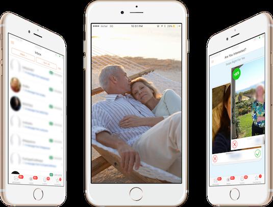 Seniorpeoplemeet mobile